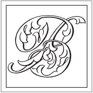 Allison Banks Monogram Set