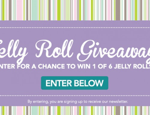Jelly Roll Giveaway