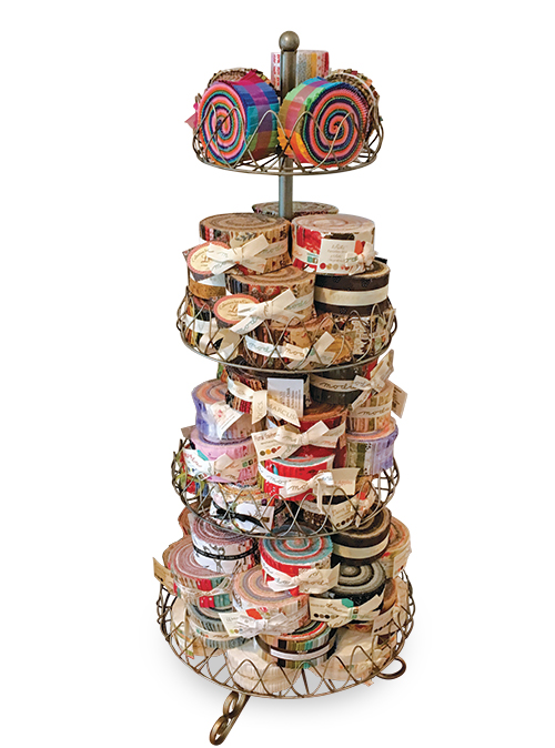 jelly roll tree