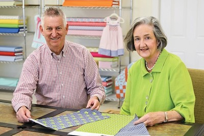 A Visit with Ceda & Mike Hambrick - Classic Sewing