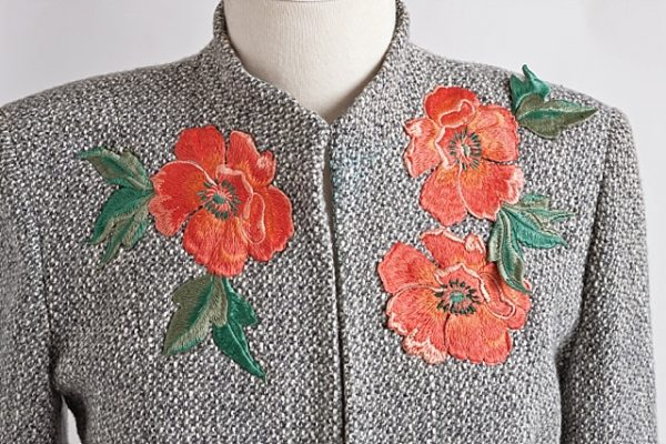 Embroidered Appliques - Classic Sewing
