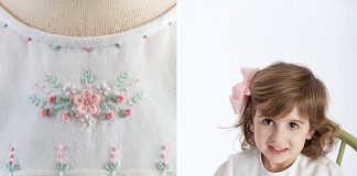 Enchanted Garden Smock - Classic Sewing