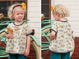 Cute Fox Top and Classic Pant by Kathy Dykstra - Classic Sewing