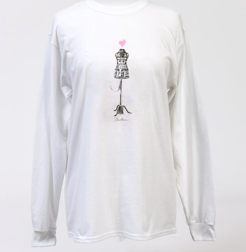 Long Sleeve -Sewing Love Design