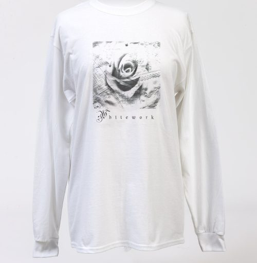 Long Sleeve -White works collage Design