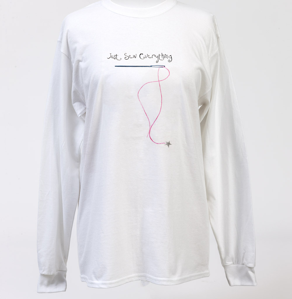 Long Sleeve -Just Sew Everything Design