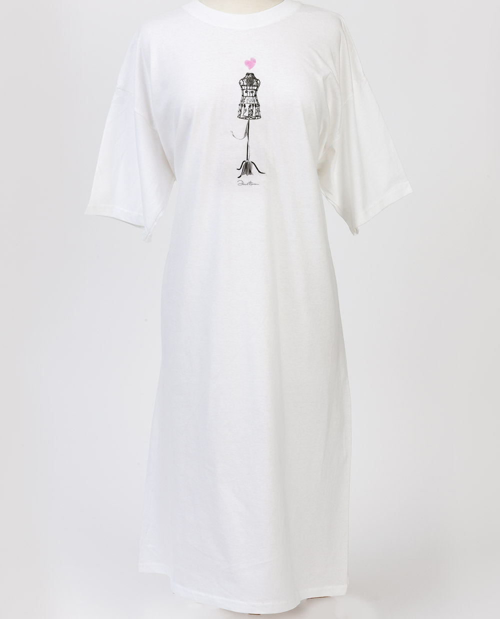 Night shirt - Sewing Love Design
