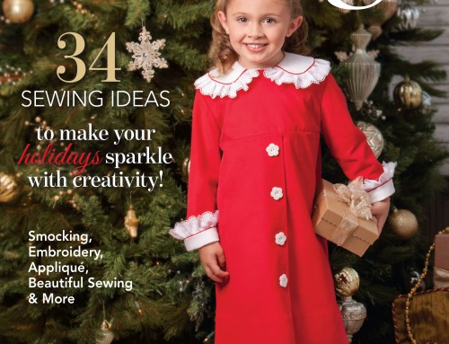 Classic Sewing Holiday 2016 Cover Revealed!