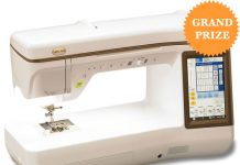 Grand Prize - Classic Sewing 1st Anniversary Sweepstakes