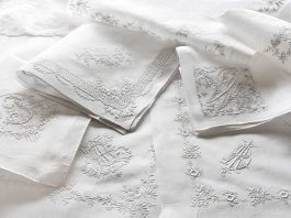 A Lesson In Whitework Embroidery