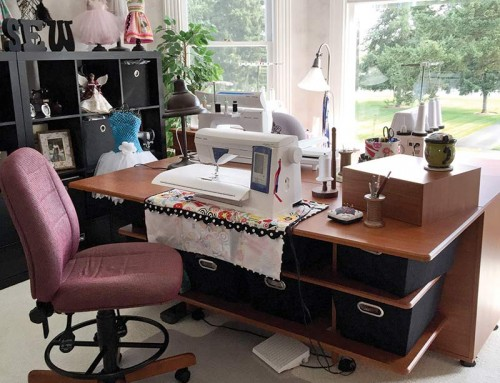 Tour Sydnee Watson's Sewing Room