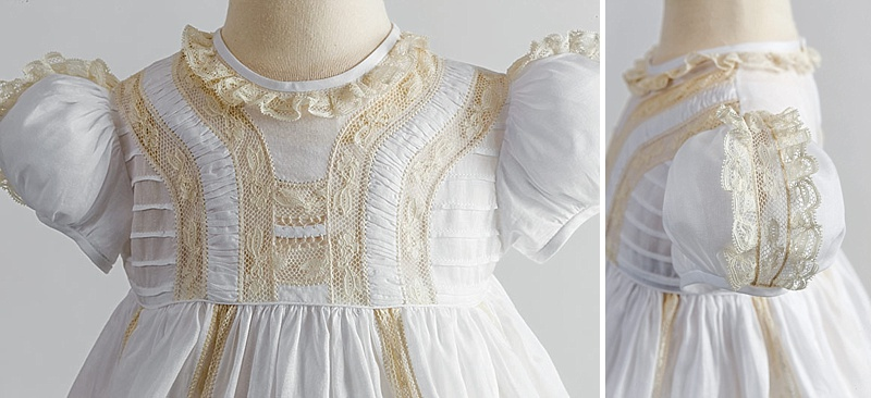 "Connie Palmer's ""Savannah Grace Christening Gown"""