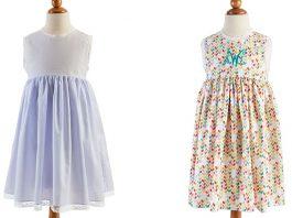 Adapting a Dress Pattern to a Slip Pattern