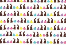 Ten Adorable Easter Swatches