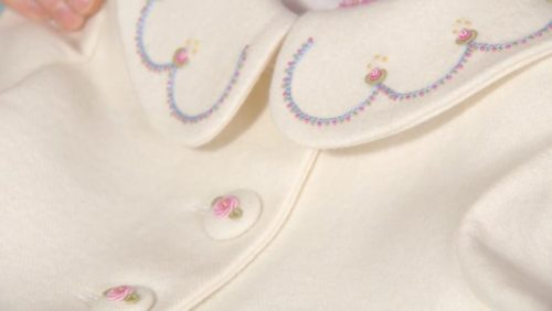 Classic Sewing Hand Embroidery Video