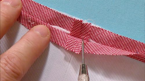 Fine Finishing Techniques from Classic Sewing by Gail Doane