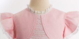Enchant French-Inspired Bolero Dress