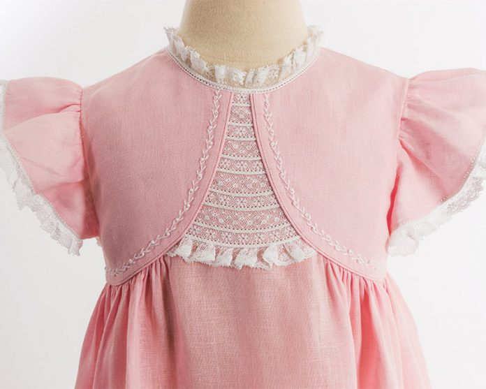 Enchant French-Inspired Bolero Dress