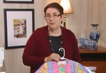 Jelly Roll Jacket and Dress Video with Gail Doane
