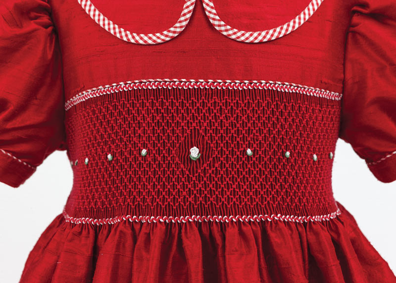 dceee093d Sew This Classic Yoke Christmas Dress - Classic Sewing Magazine