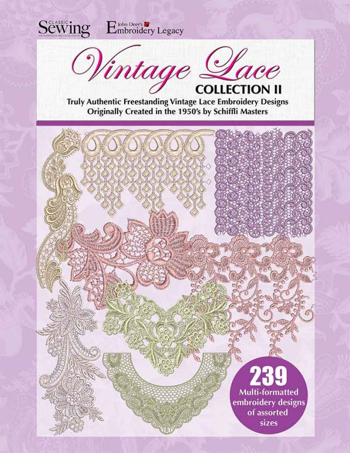 vintage lace collection 2