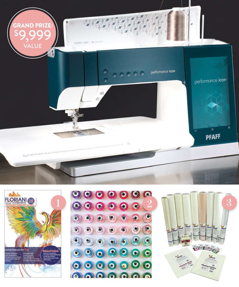 Classic Sewing Anniversary Sweepstakes