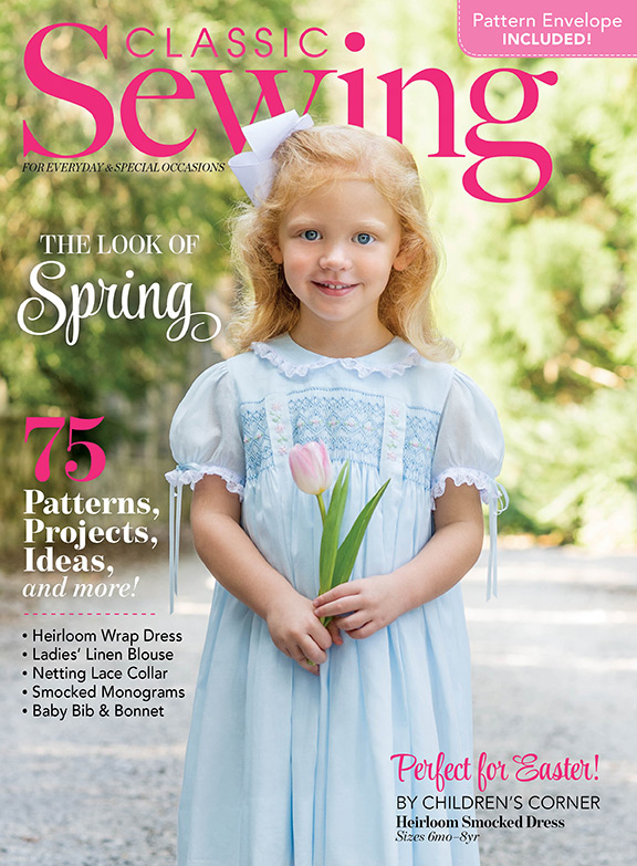Classic Sewing Spring 2019
