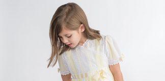 Heirloom Wrap Dress by Gail Doane