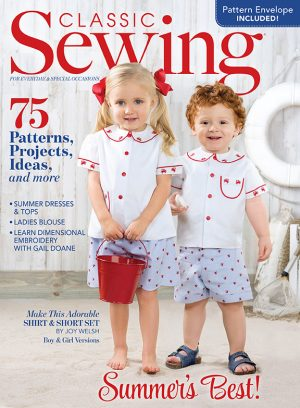 Classic Sewing Summer 2019