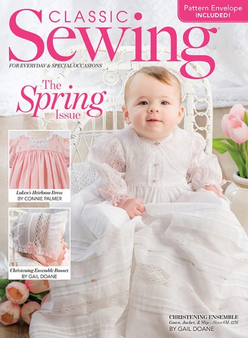 Classic Sewing Magazine Spring 2021